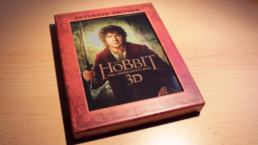 Der Hobbit – Eine unerwartete Reise (Pappschuber)