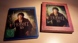 Der Hobbit – Eine unerwartete Reise (Pappschuber und Amaray)