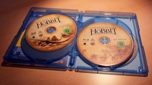 Der Hobbit – Eine unerwartete Reise (Discs)