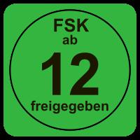 FSK ab 12 freigegeben