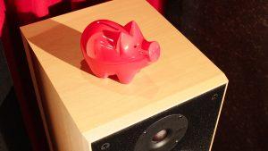 Das Sparschwein sollte nicht zu sehr strapaziert werden