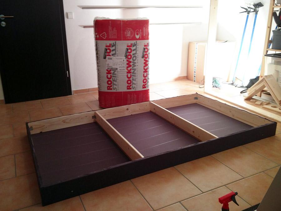 Bevorzugt Vorüberlegungen für den Bau eines Deckensegels | Heimkino Praxis XA05