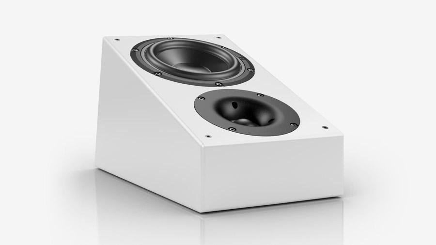 Nubert nuLine RS-54 Atmos Enabled Lautsprecher, weiß, liegend