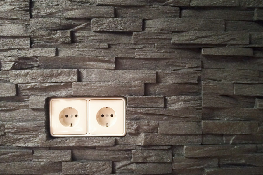 Erschwinglich Wandverkleidung Steinoptik Styropor Sammlung Von Wohndesign Stil